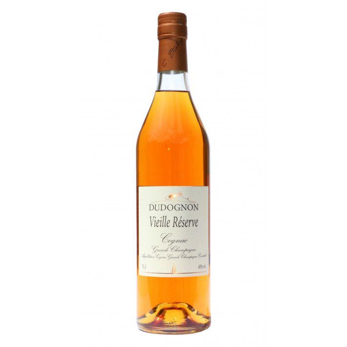 Dudognon Vieille Réserve Cognac 01