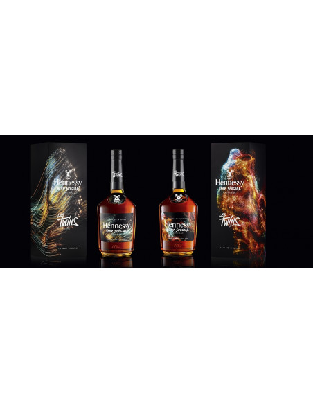 """Hennessy VS Limited Edition by Les TWINS - """"LIL BEAST"""" 09"""