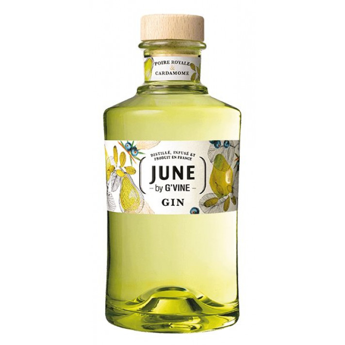 Maison Villevert June By G'Vine Gin 01