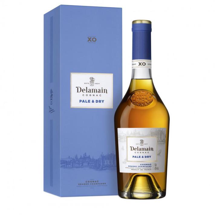 Delamain XO Pale and Dry 50cl Cognac 01