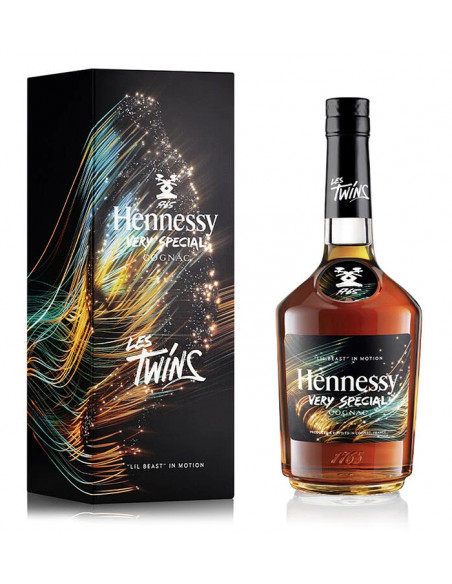 """Hennessy VS Limited Edition by Les TWINS - """"LIL BEAST"""" 010"""