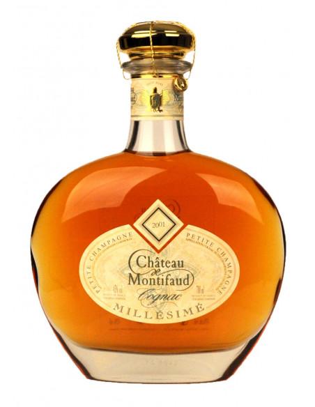 Chateau de Montifaud Petite Champagne Vintage 2001 Cognac 03