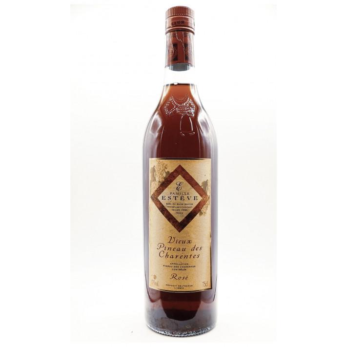 Estève Vieux Rosé Pineau 01