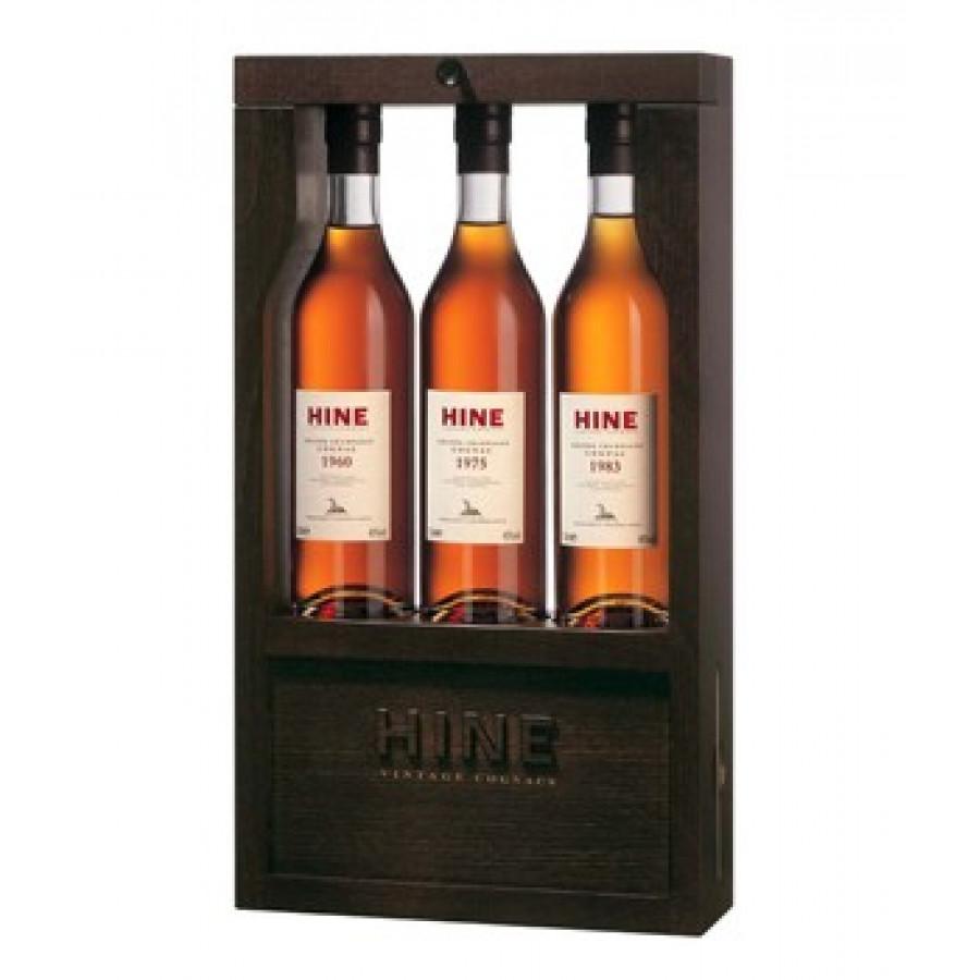 Hine Vintage Coffret Millésime 1960 Cognac 01