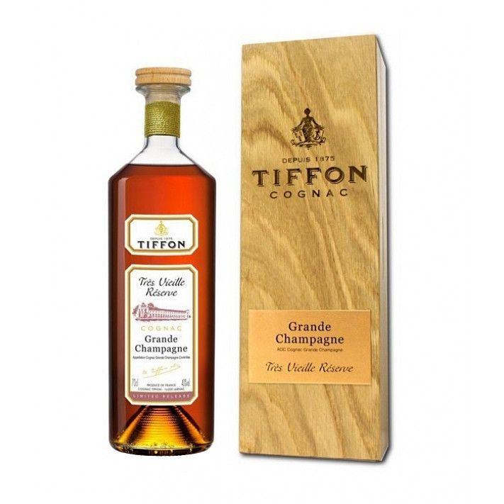 Tiffon Très Vieille Reserve Grande Champagne Cognac 01