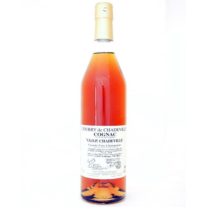 Gourry de Chadeville VSOP Cognac 01