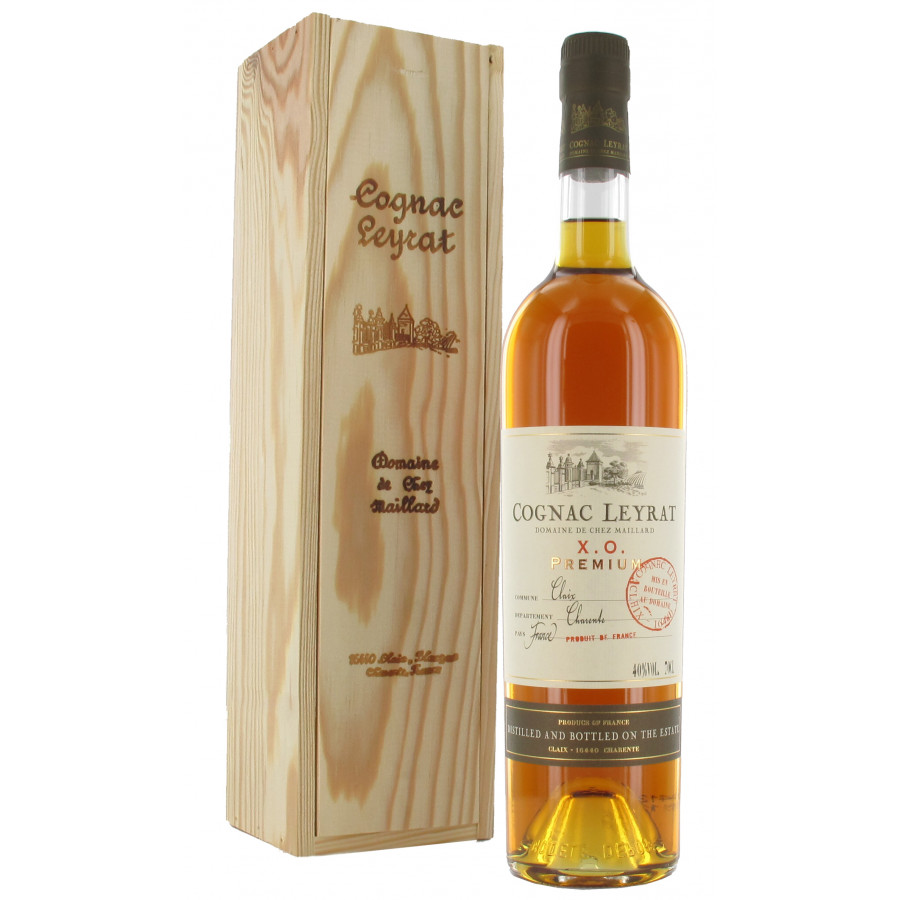 Leyrat X.O. Premium Cognac