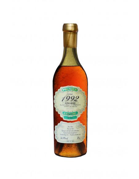 Prunier Vintage 1992 Fins Bois Cognac 05