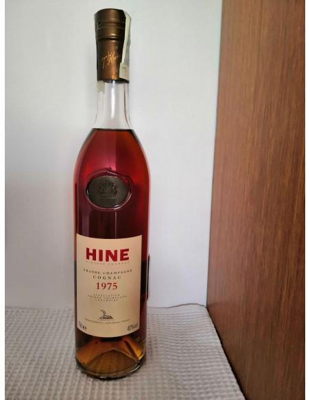Hine Vintage 1975 Cognac 08