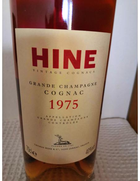 Hine Vintage 1975 Cognac 012