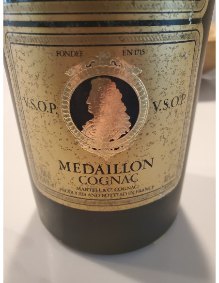 Martell VSOP Medaillon Cognac 014