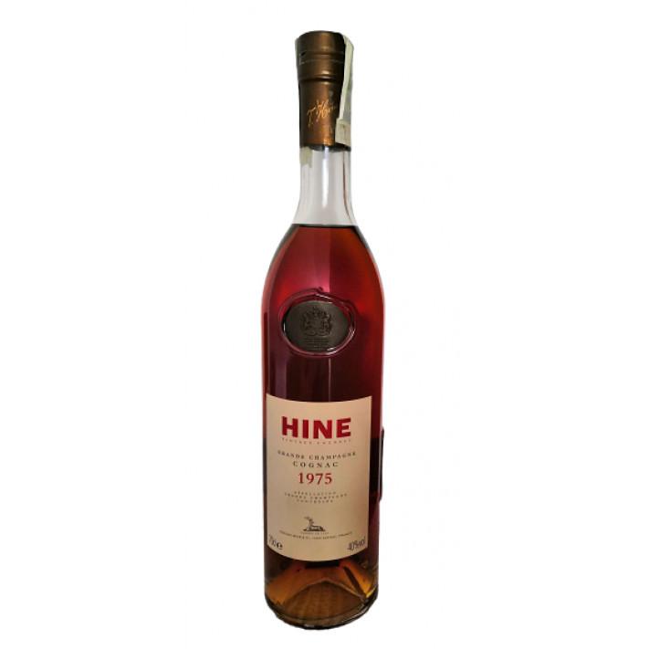 Hine Vintage 1975 Cognac 01