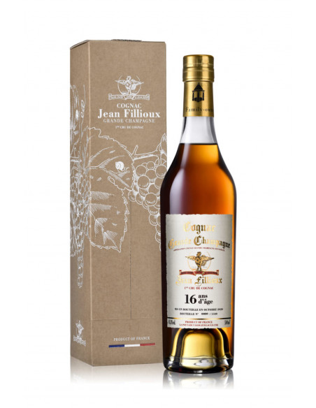 Jean Fillioux 16 years old Grande Champagne Cognac 03