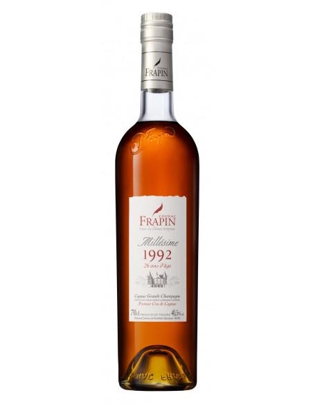 Frapin Château de Fonpinot 1992 26 Years Old Cognac 03