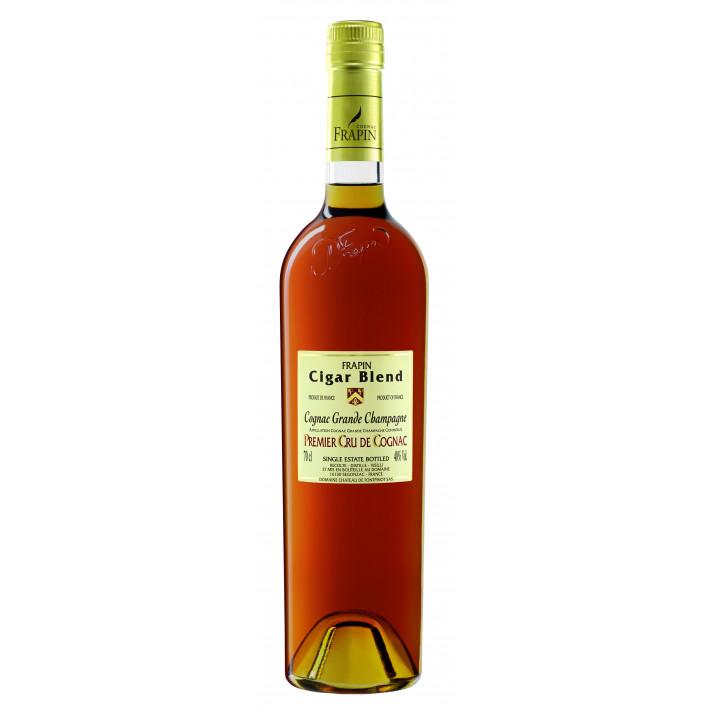 Frapin Cigar Blend Vieille Grande Champagne Cognac 01