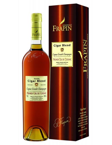 Frapin Cigar Blend Vieille Grande Champagne Cognac 04