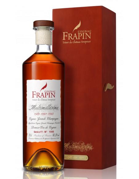 Frapin Multimillésime No 7 Cognac 04