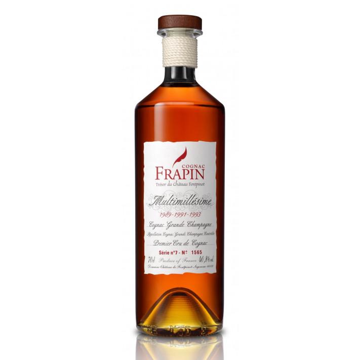 Frapin Multimillésime No 7 Cognac 01