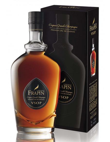 Frapin VSOP Grande Champagne Cognac 04