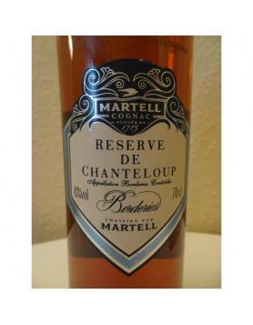 Martell Napoléon Réserve de Chanteloup Borderies