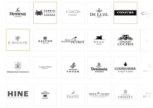 Discover all Cognac Brands