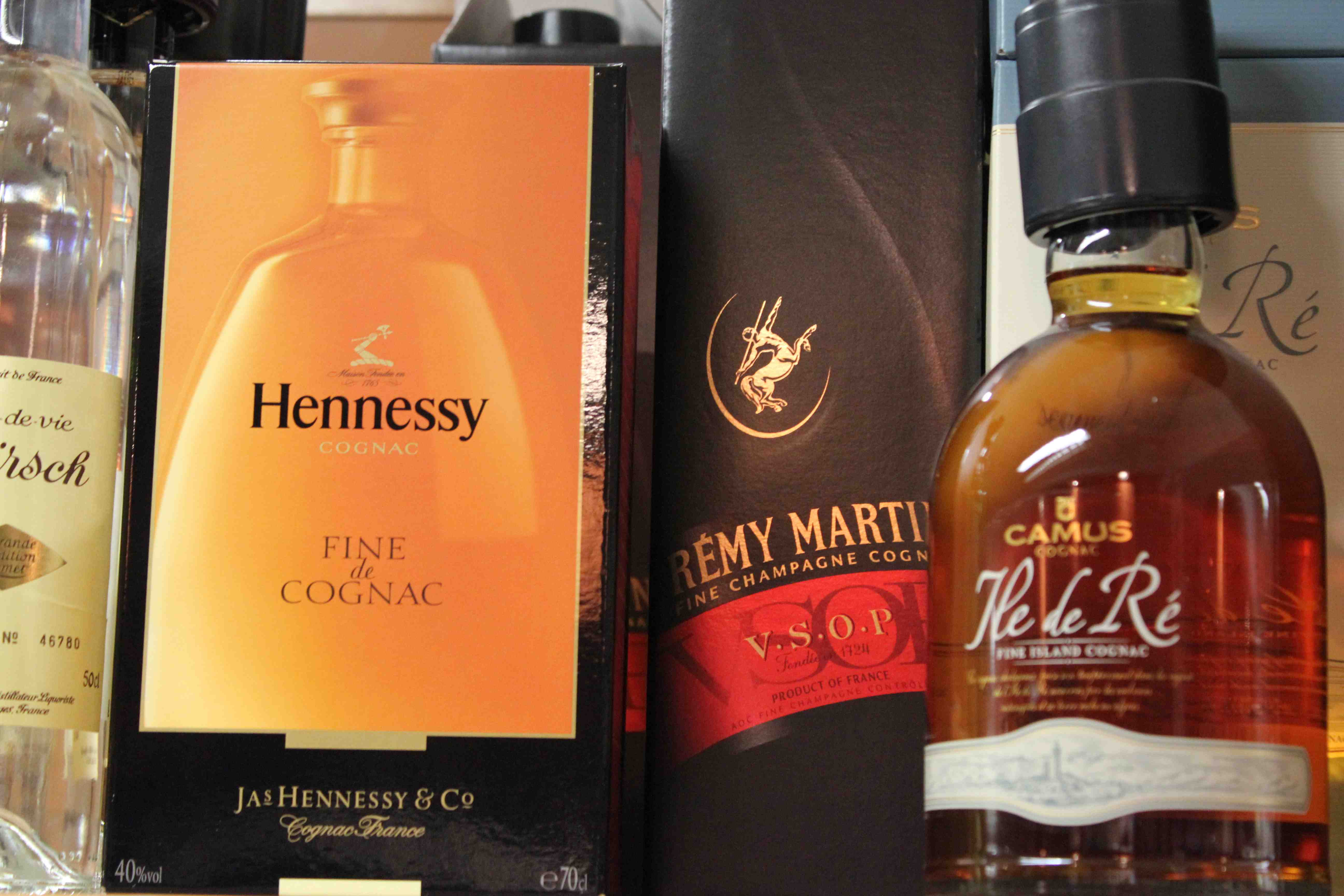French cognac: brand, extract, rating, reviews 74