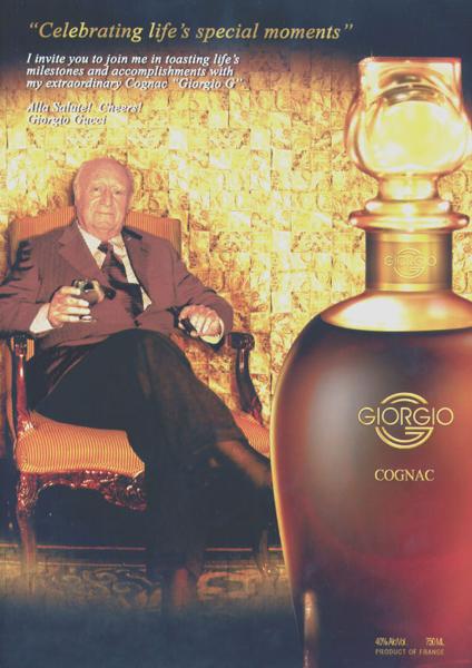 Giorgio Gucci Cognac