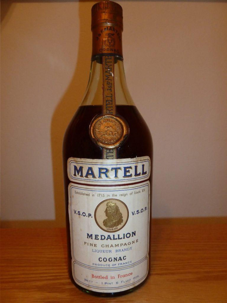 Martell Medallion