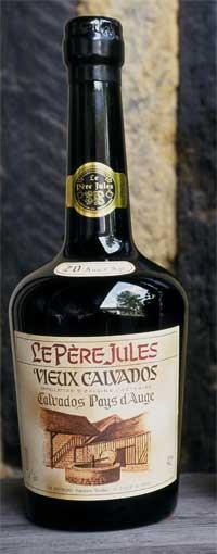 Calvados Le Pere Hules Vieux