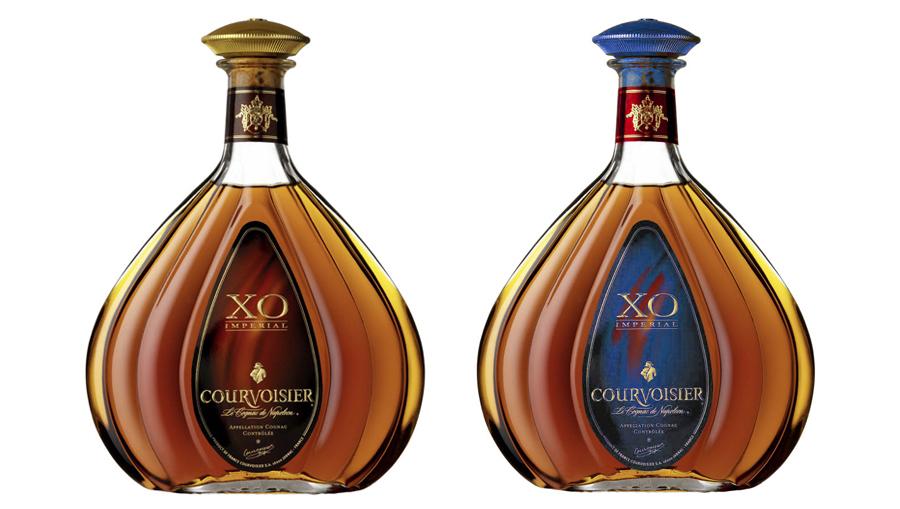 Courvoisier meets Coke