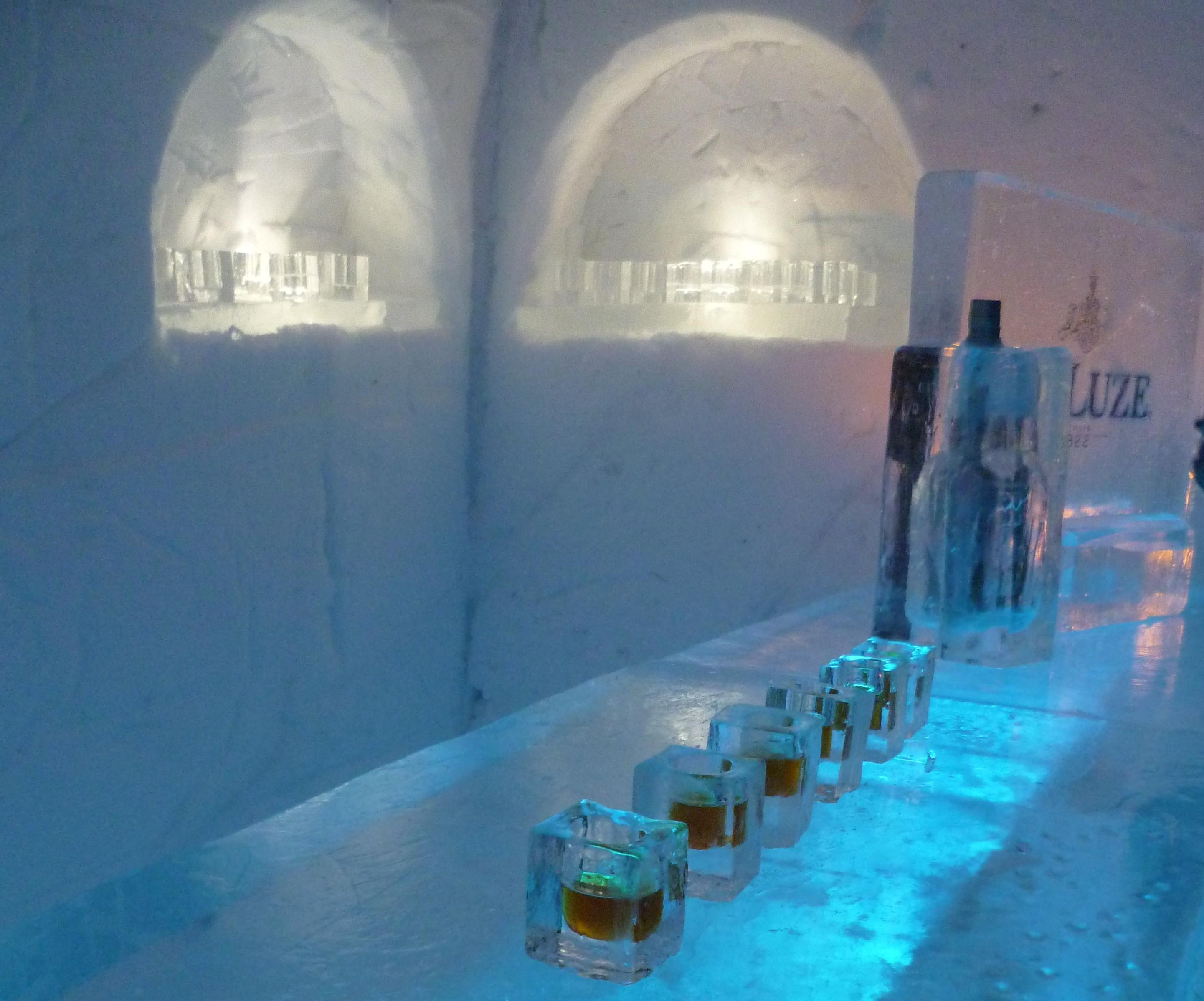 De Luze Ice Bar