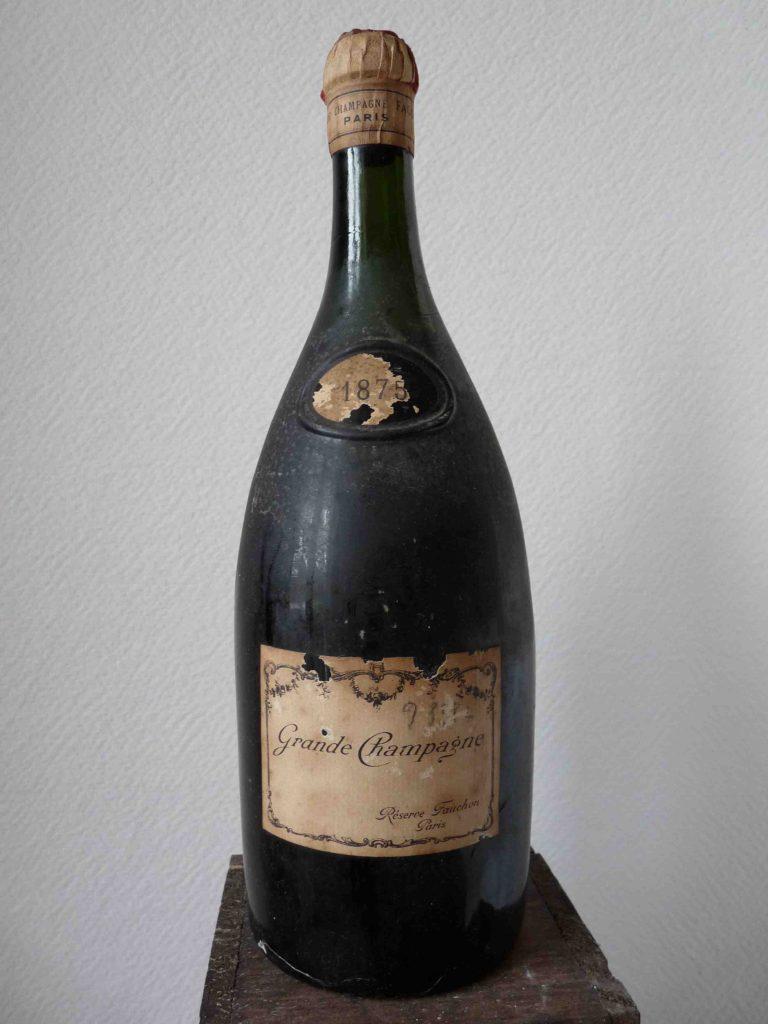 A bottle of cognac - 2 6
