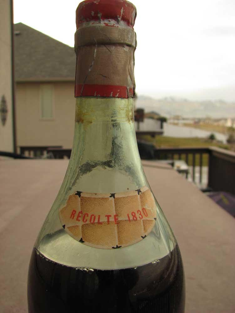 Croizet 1830 Bottle