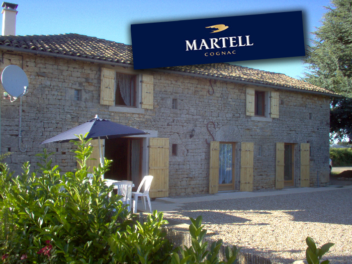 Win a House with Martell (not the house you win, just an example)