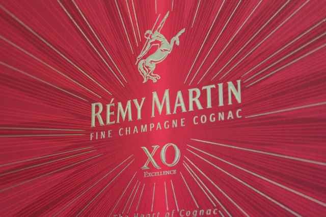Remy Martin Fine Champagne Cognac XO Excellence