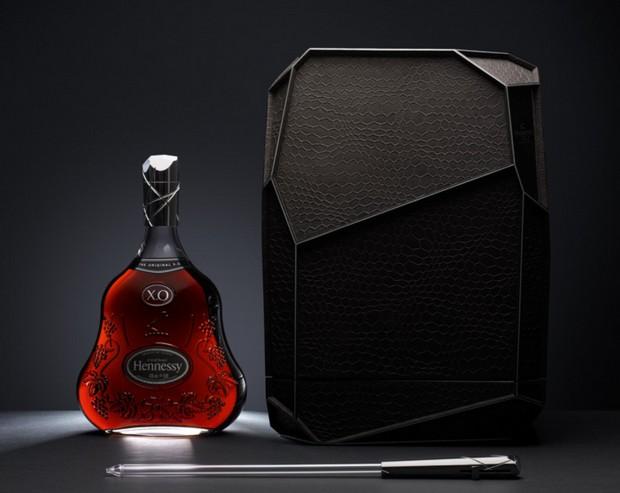 Hennessy Rock Generation Mathusalem XO Cognac