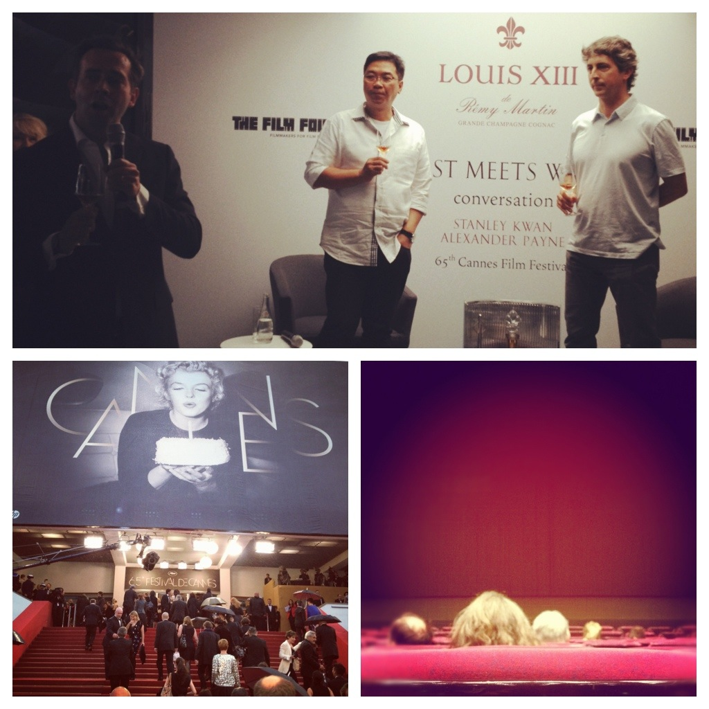 Louis XIII East Meets West panel with Alexander Payne