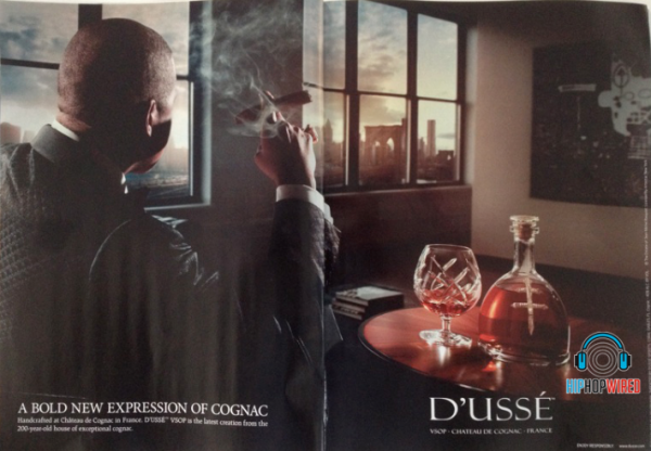 D'Usse Cognac Jay-Z