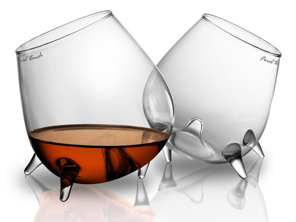 Sip in Style with Final Touch Relax Cognac & Brandy Glass