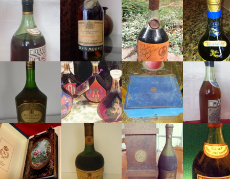 Hennessy Three Stars Cognac in the US