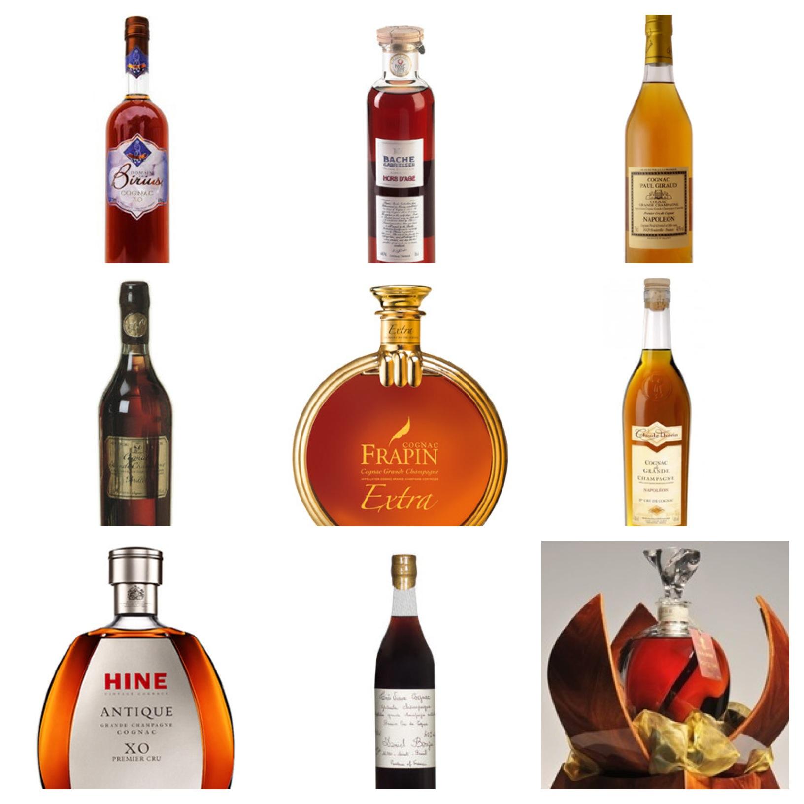 Grande Champagne Cognac