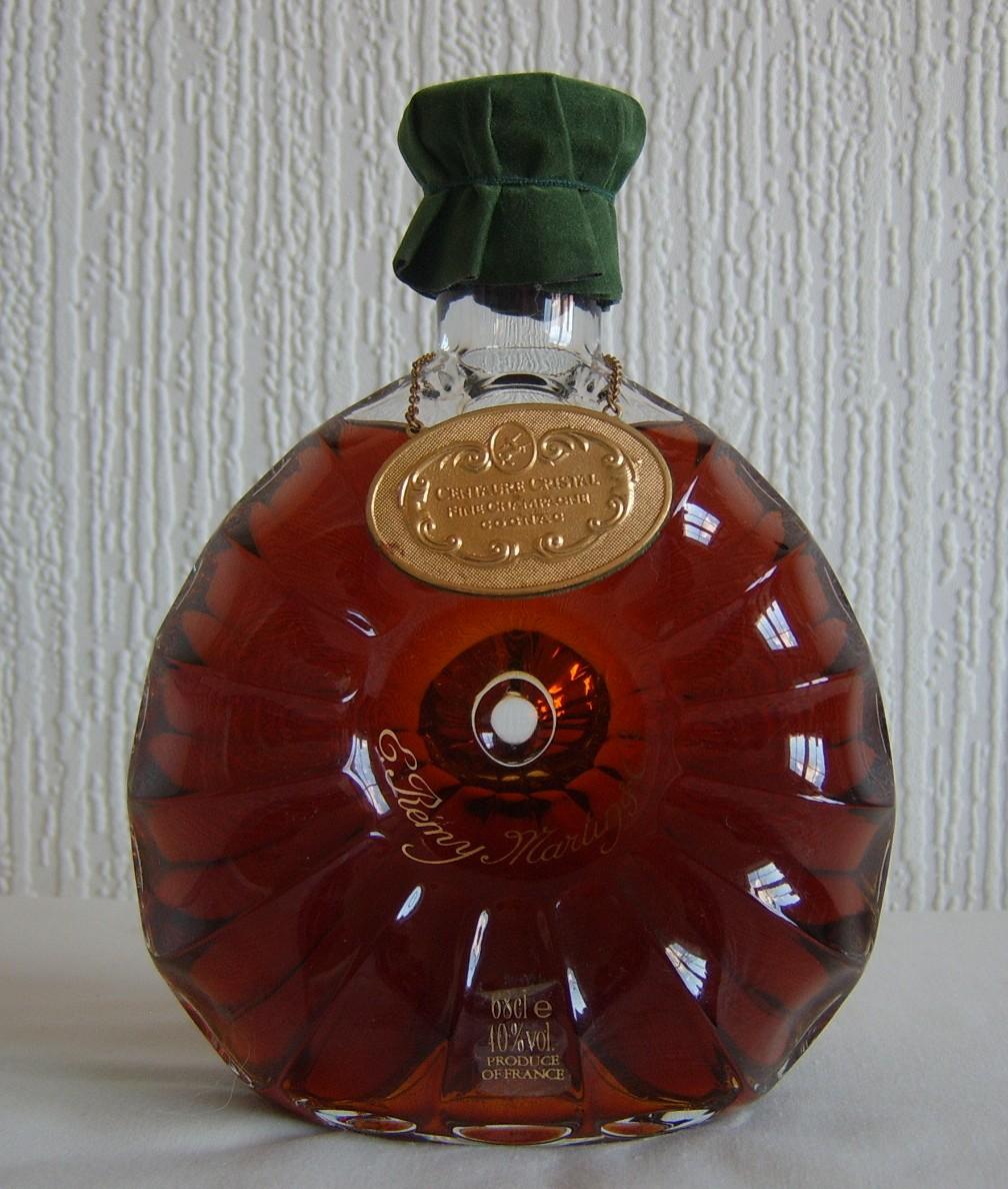 Rémy Martin Centaure Cristal Decanter