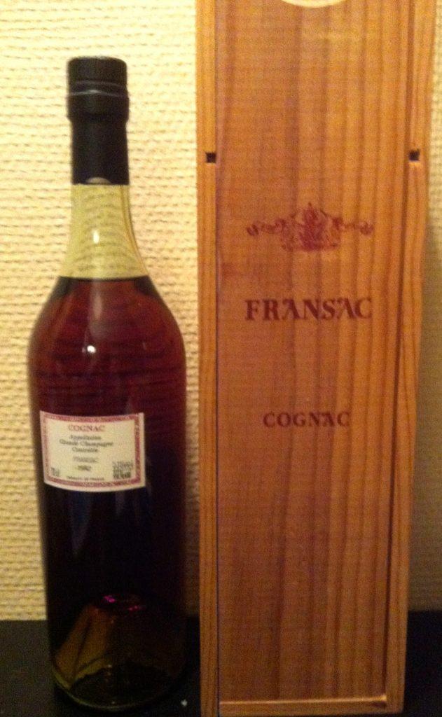 Fransac Vintage 1942 Cognac