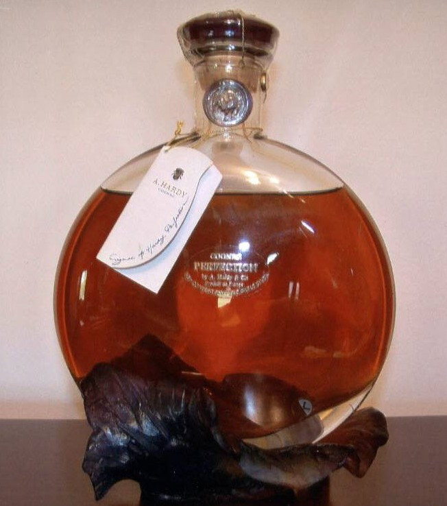 """Hardy Cognac Perfection """"Water"""""""
