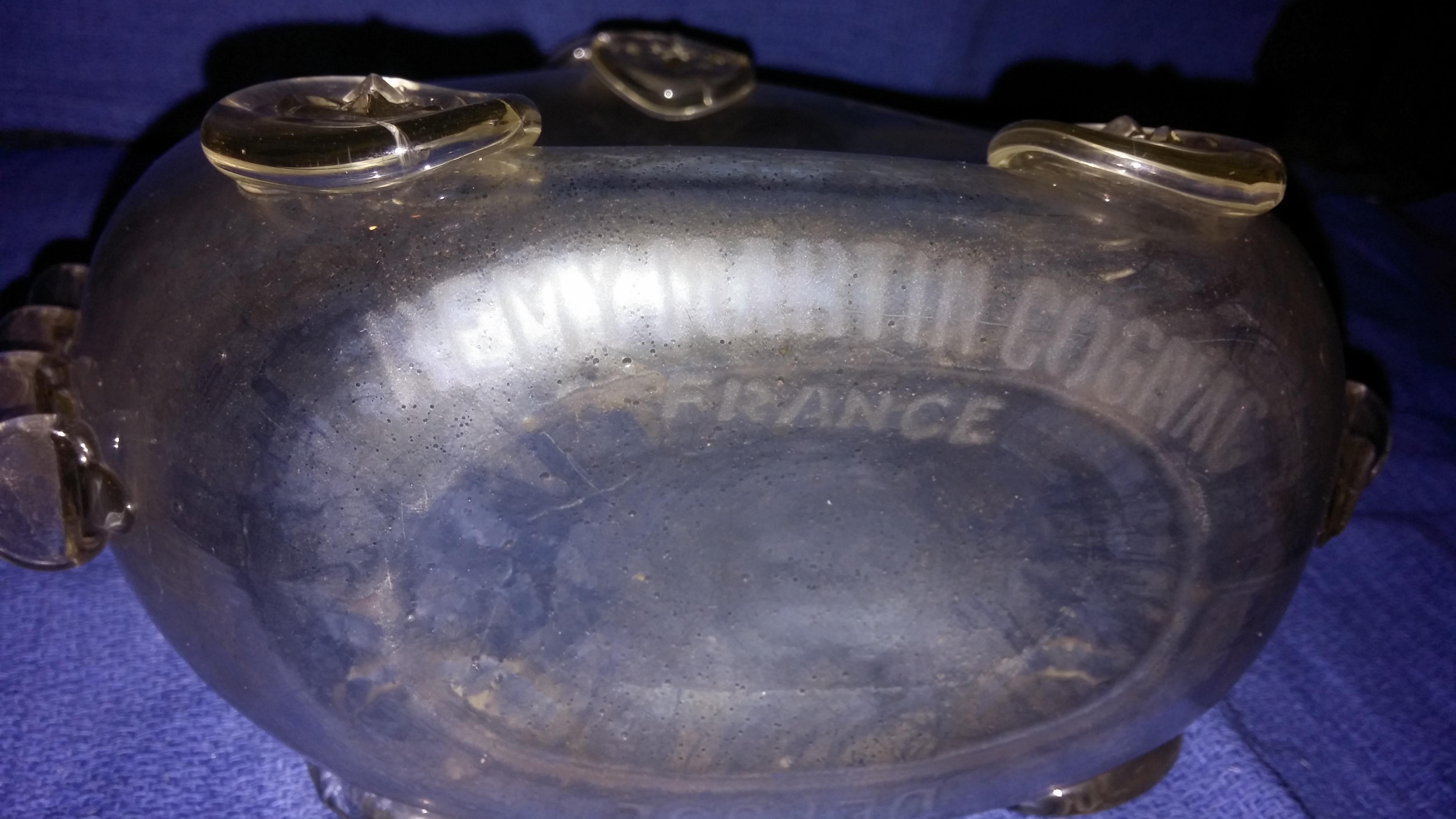 Pre 1874 Rémy Martin Cognac Bottle