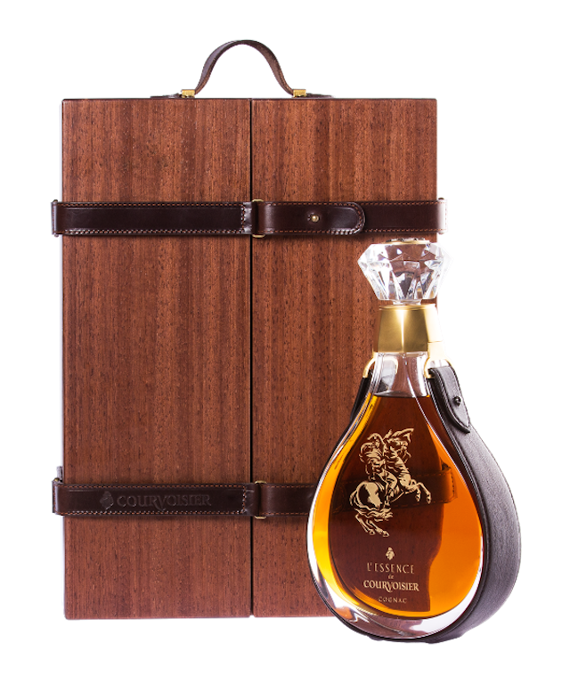 L'Essence de Courvoisier Cognac: Napoleon Collector Limited Edition