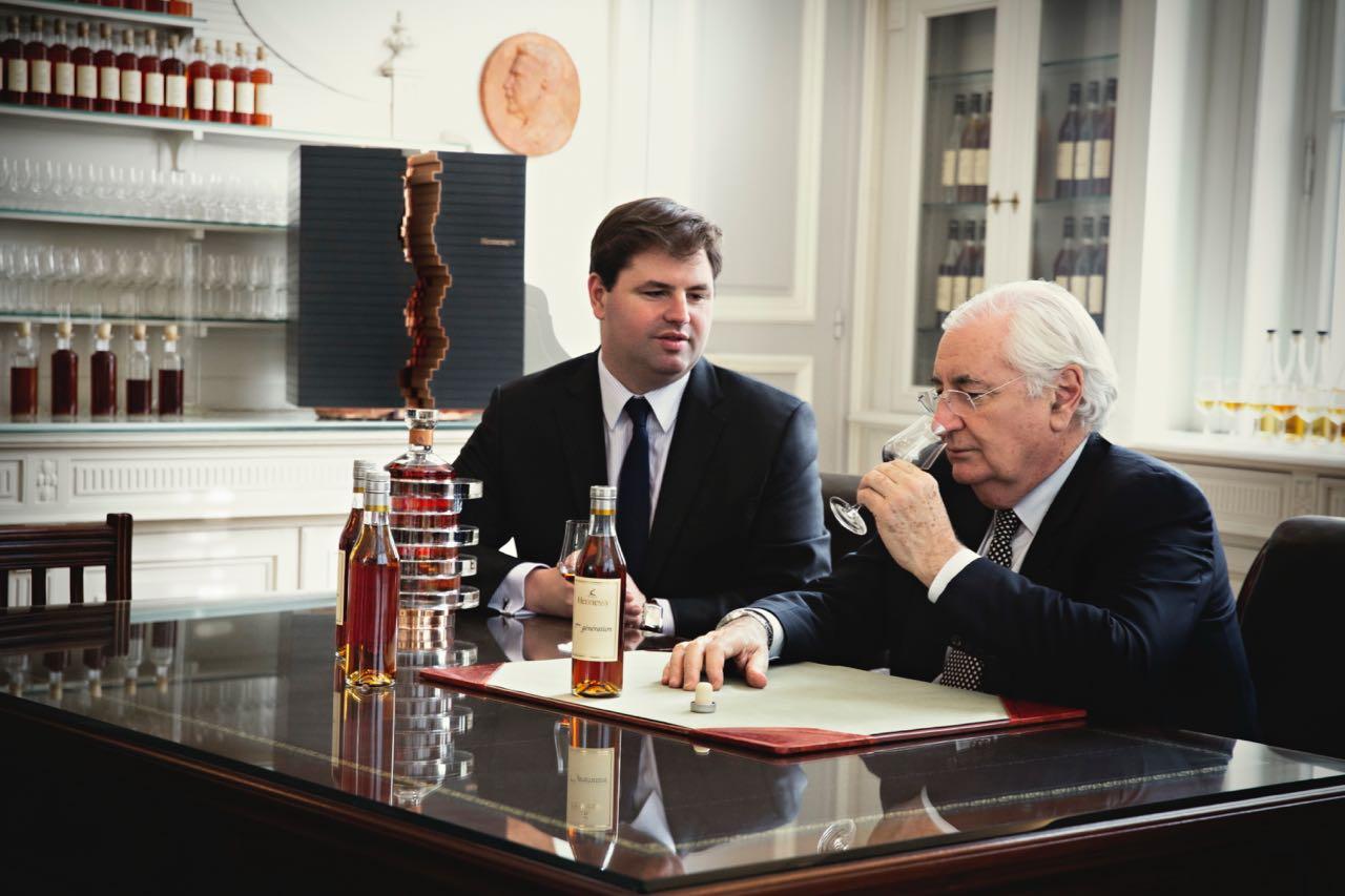New Cognac: Hennessy 8 marks change of Cellar Master Generation