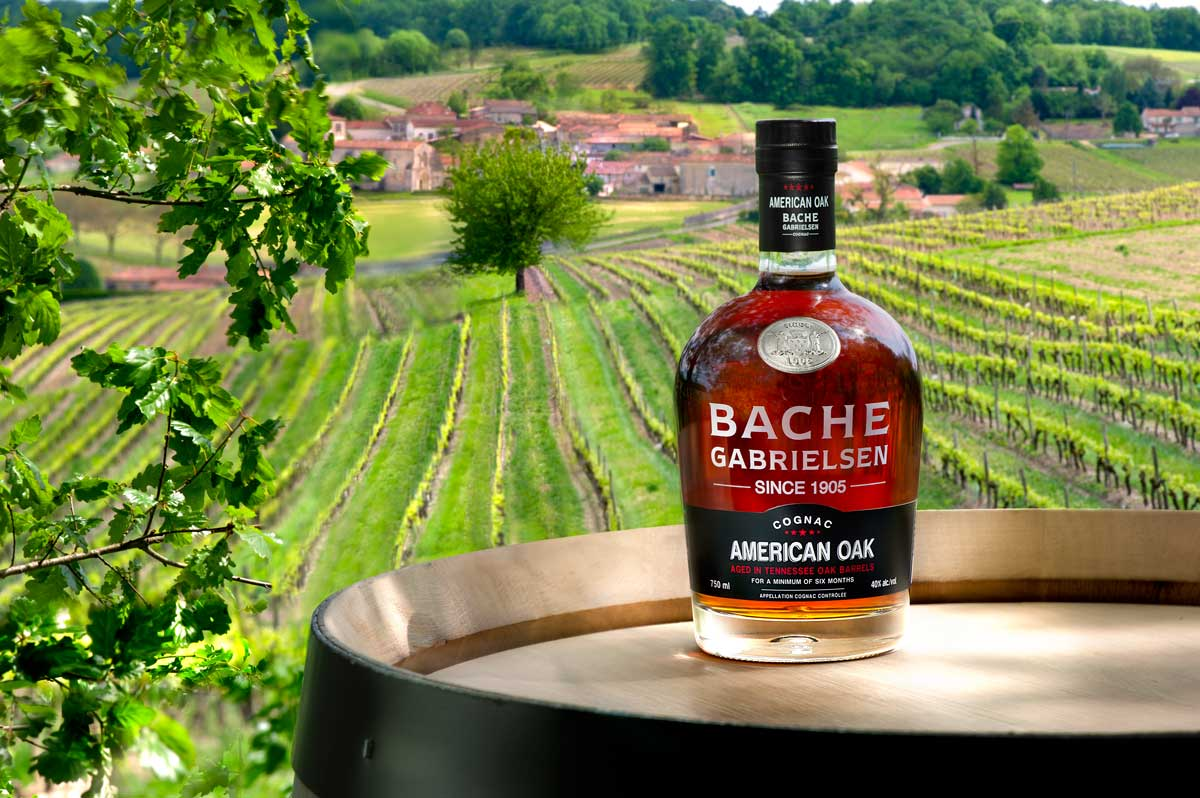 New Product - Bache Gabrielsen American Oak Cognac