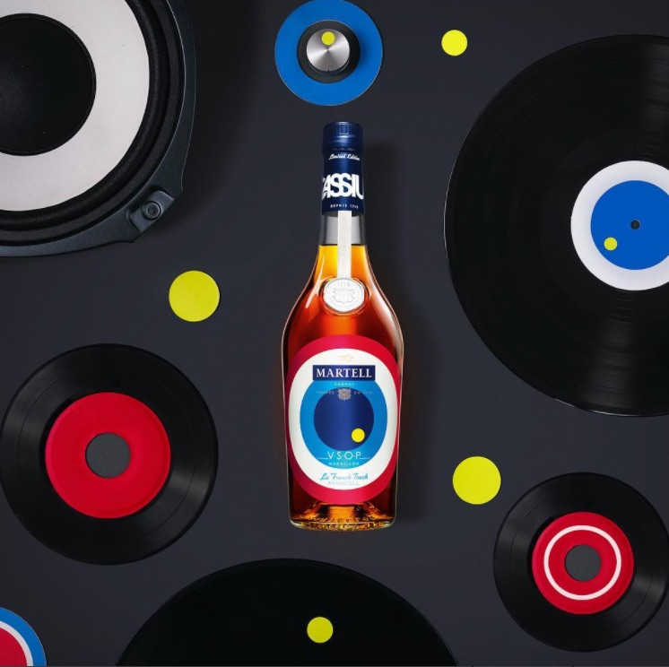 New Products by Martell & Hennessy Cognac