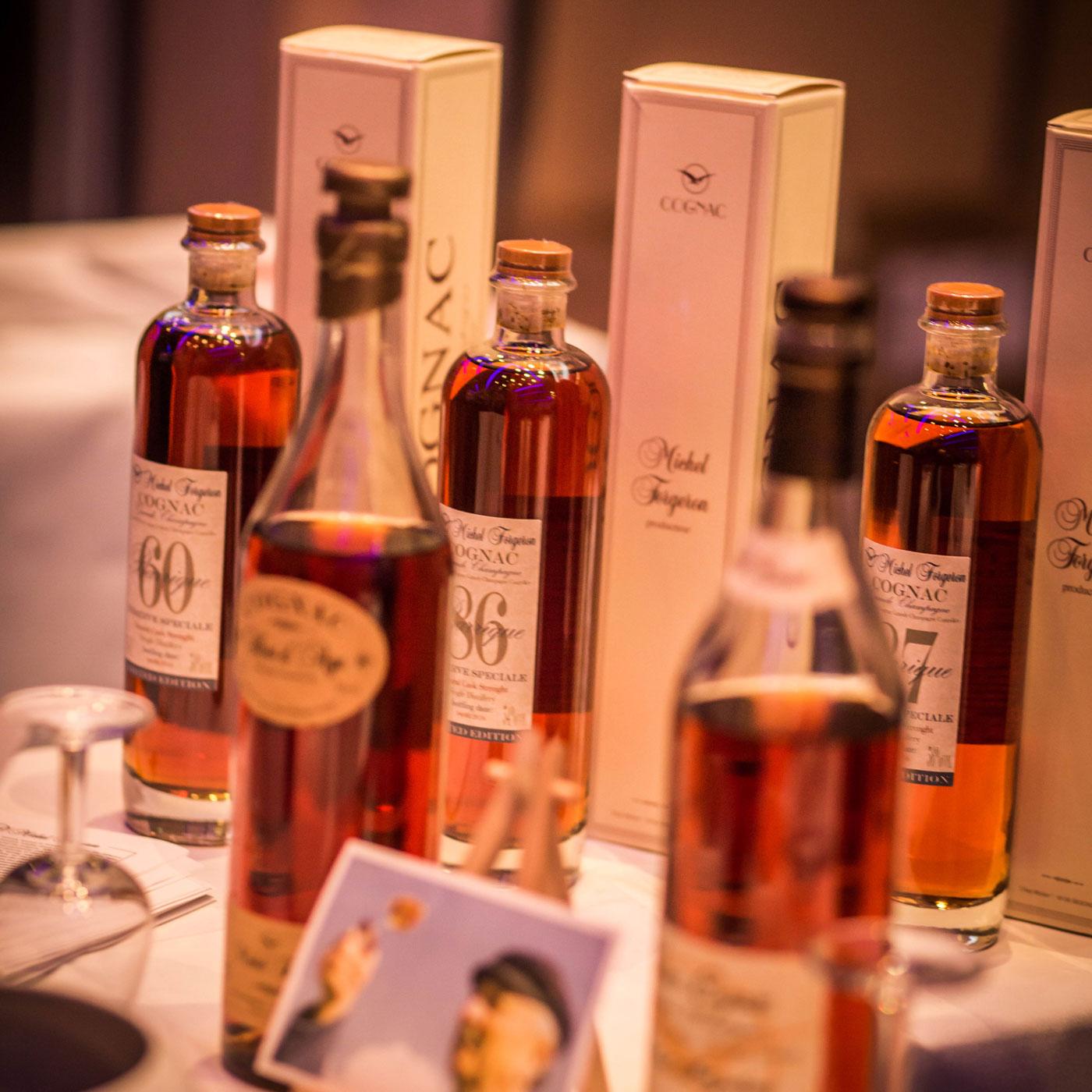 Cognac Expo 2016 in Bergen, Norway